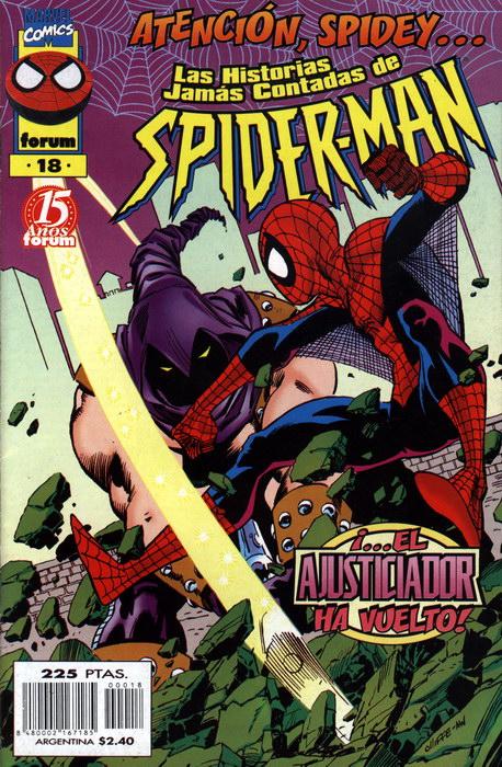 Las historias jamás contadas de Spider-Man #18 (de 26)