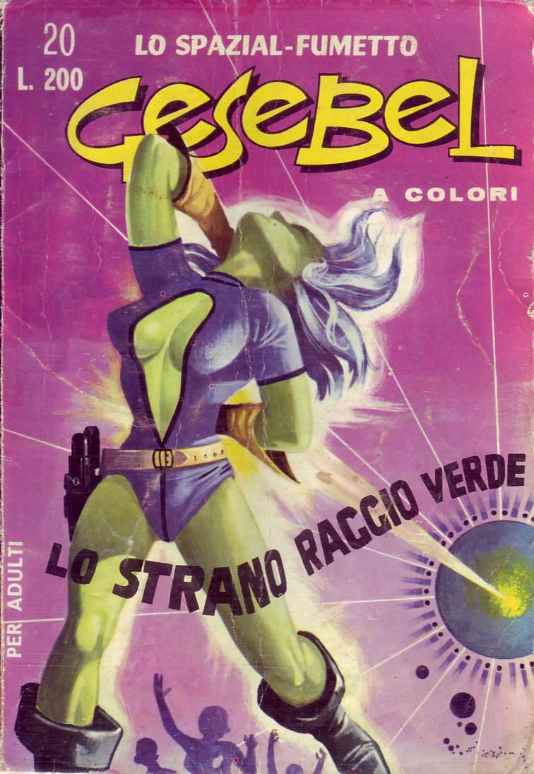 Gesebel n. 20