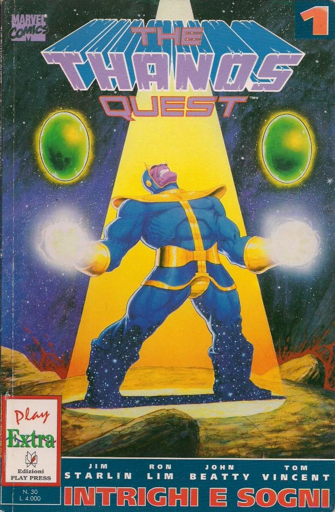 The Thanos Quest 1 (di 2)