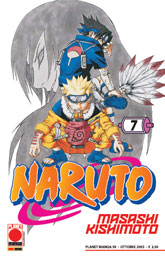 Naruto vol. 7