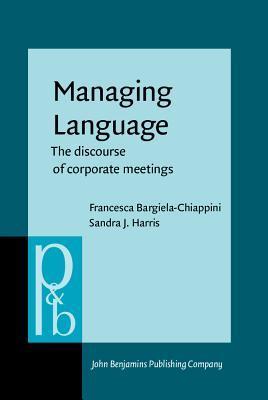 Managing Language