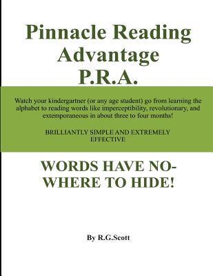 Pinnacle Reading Advantage