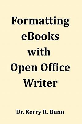 Formatting Ebooks With Open Office Writer