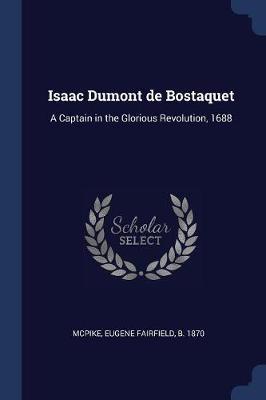Isaac Dumont de Bostaquet