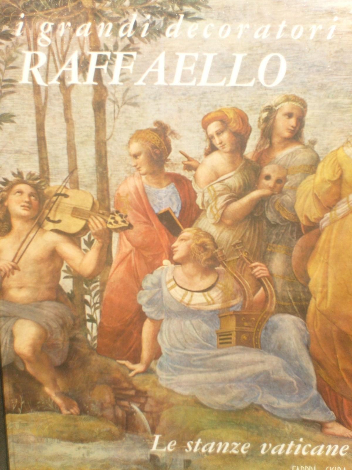 Raffaello: le stanze...