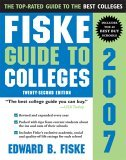 Fiske Guide to Colleges 2007