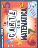 Le carte della matematica. Con gadget