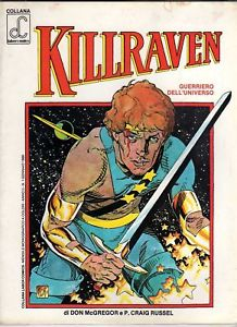 Killraven: Guerriero dell'universo