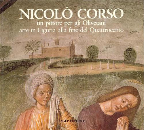 Nicolo Corso, un pittore per gli Olivetani
