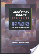 A Laboratory Quality Handbook of Best Practices