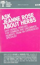 Ask Jeanne Rose about Herbs