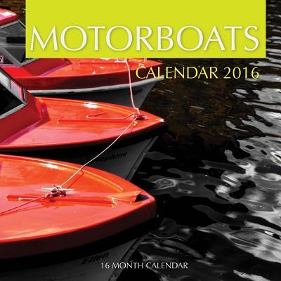 Motor Boats Calendar 2016