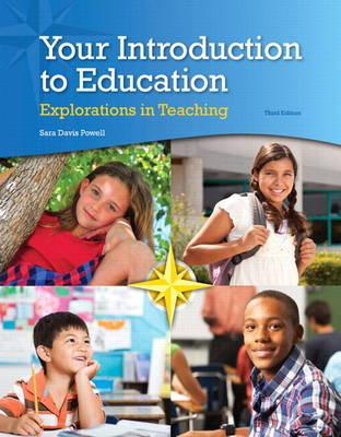 Your Introduction to Education Pearson eText Access Card