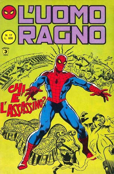 L'Uomo Ragno (2a serie) n. 17