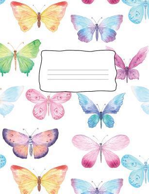 Butterfly Writer's Notebook