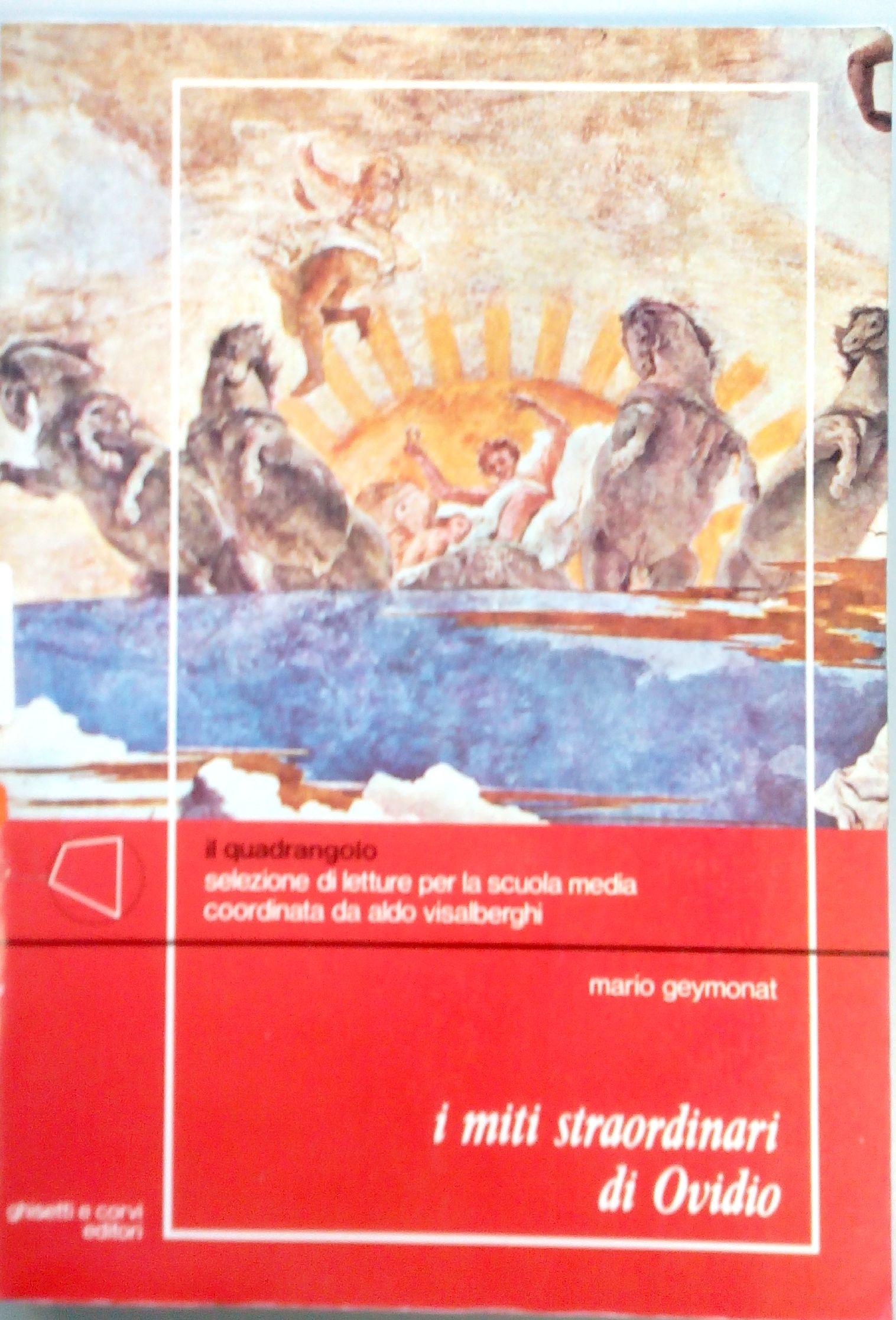 I miti straordinari di Ovidio