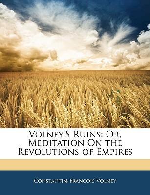 Volney's Ruins