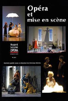 Opéra et mise en scène