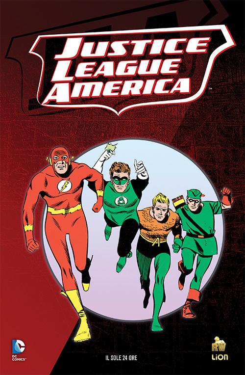 Justice League America: In vendita!