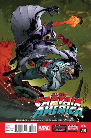 All-New Captain America Vol.1 #6