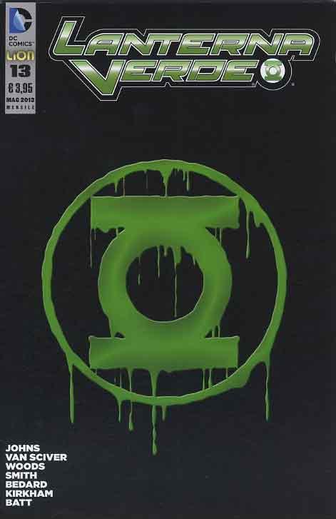 Lanterna Verde #13