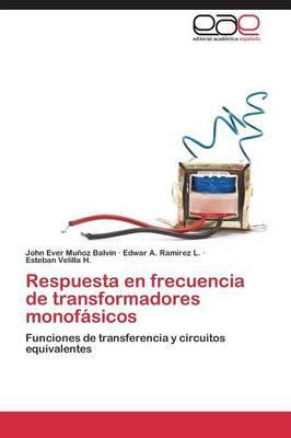 Respuesta en frecuencia de transformadores monofásicos
