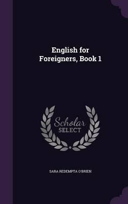 English for Foreigners, Book 1