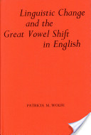 Linguistic Change and the Great Vowel Shift in English. [Mit Fig.]