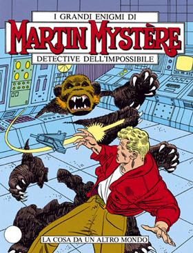Martin Mystère n. 7...