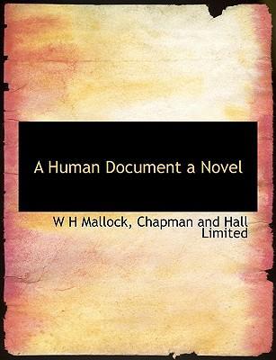 Human Document a Novel
