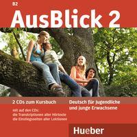Ausblick. Per le Scuole superiori. Con 2 CD Audio