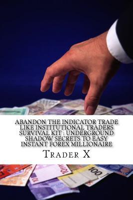 Abandon the Indicator Trade Like Institutional Traders Survival Kit