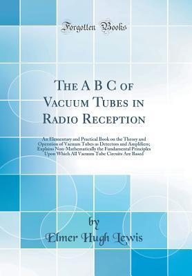 The A B C of Vacuum Tubes in Radio Reception
