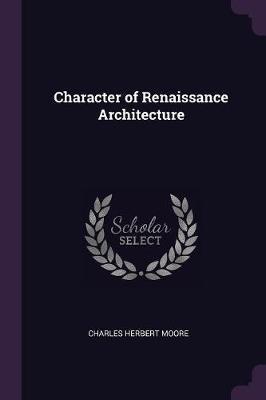 Character of Renaiss...