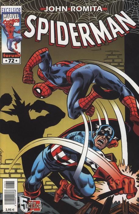 Spiderman de John Ro...