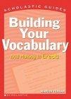 Building Your Vocabulary