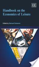 Handbook on the Economics of Leisure