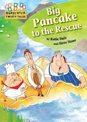 Big Pancake to the Rescue
