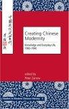 Creating Chinese Modernity