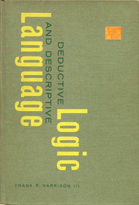 Deductive Logic and Descriptive Language