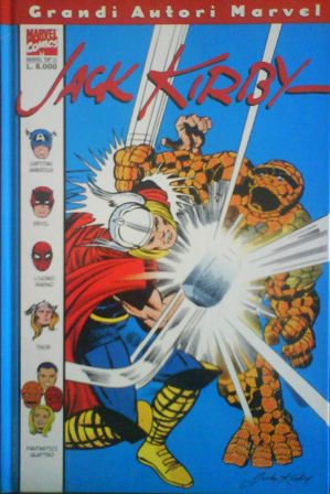 Grandi Autori Marvel...