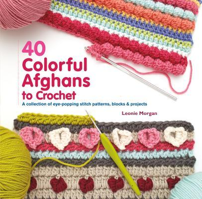 40 Colorful Afghans ...
