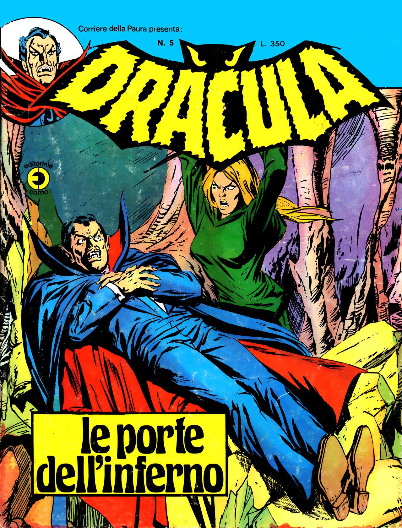 Dracula n. 5