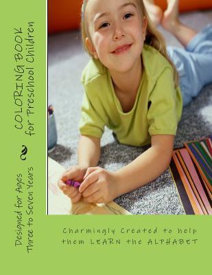 Coloring Book for Preschool Children