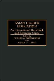 Asian Higher Education