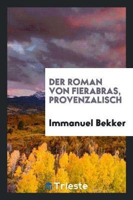 Der Roman von Fierabras, Provenzalisch