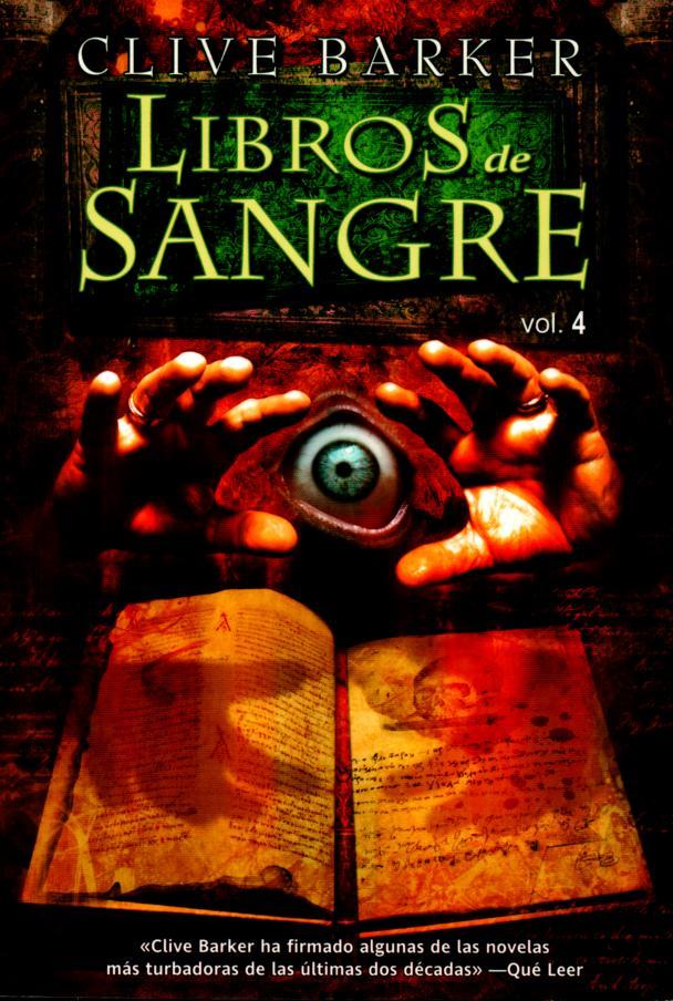 Libros de Sangre 4