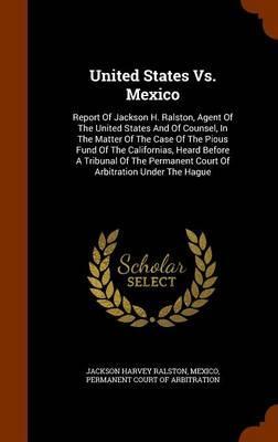 United States vs. Mexico