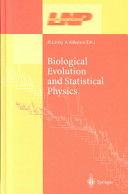 Biological Evolution and Statistical Physics