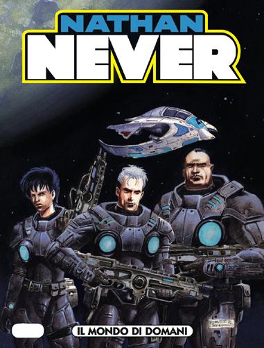 Nathan Never n. 203